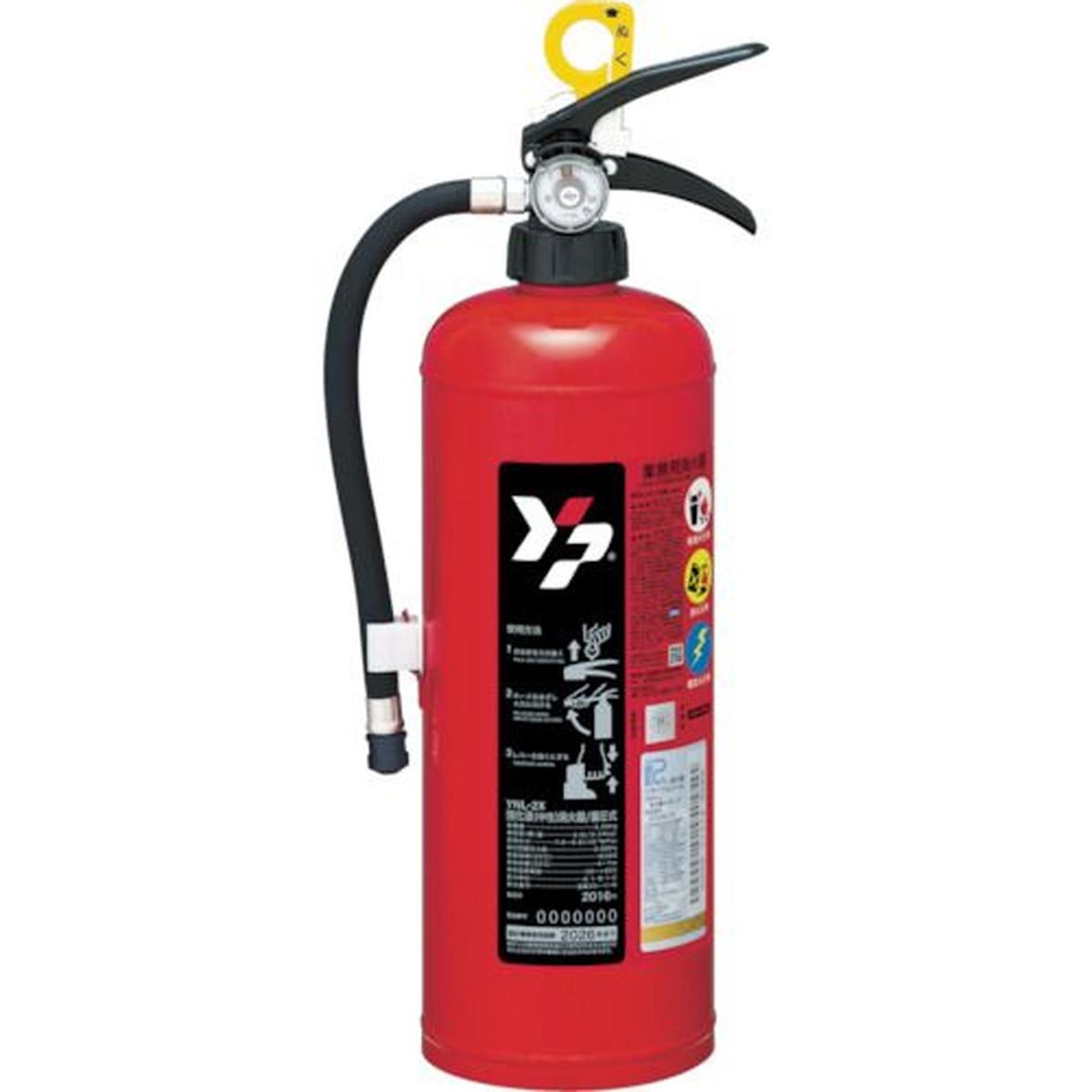 あす楽対応 国内即発送 DIY用品 ヤマト 中性強化液消火器4型 2020モデル 1本
