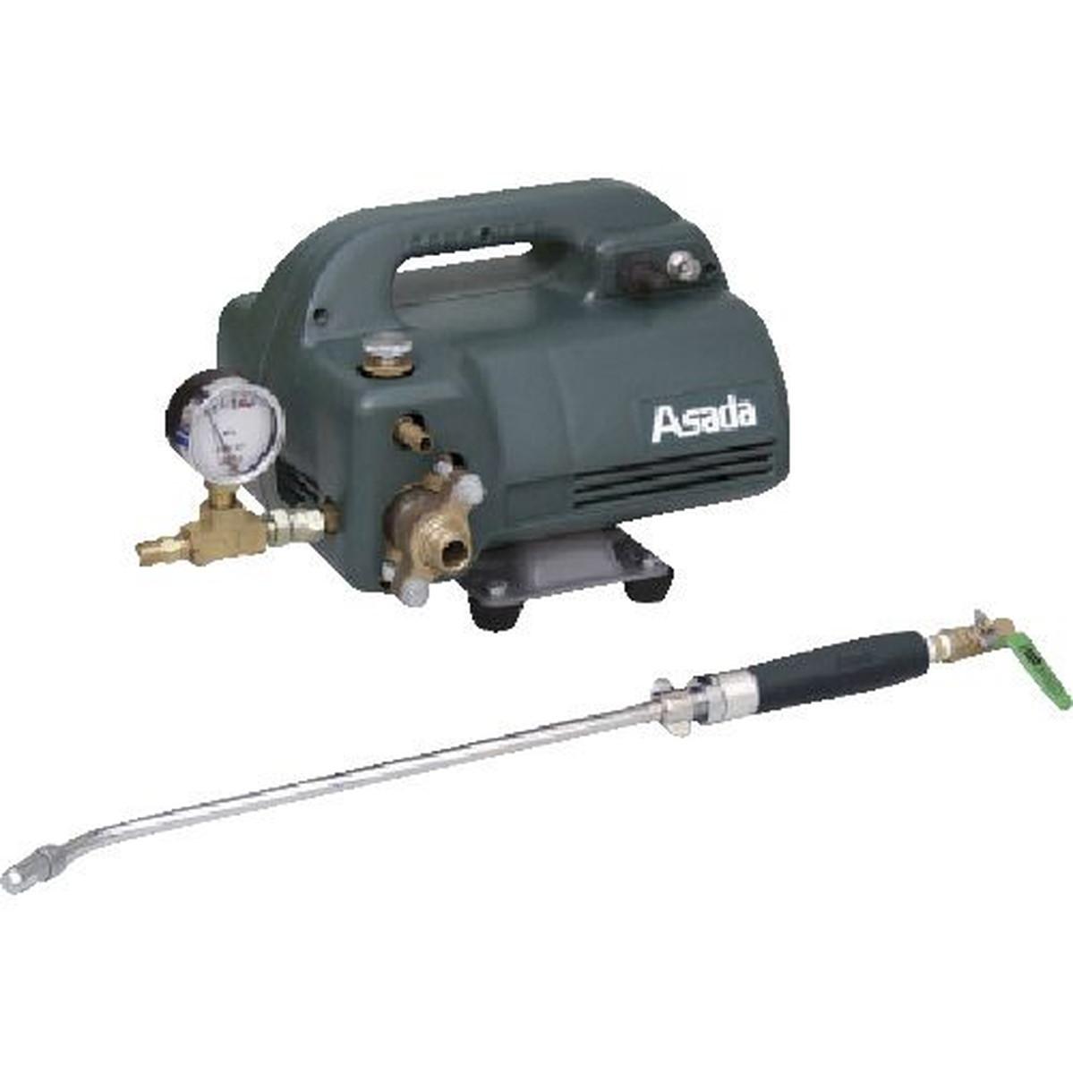 アサダ 高圧洗浄機440 圧力計付 1台