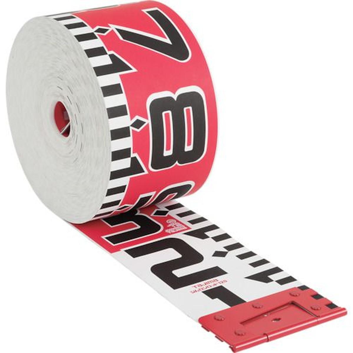 【在庫処分】 タジマ タジマ シムロンロッド-120 長さ50m 1mアカシロ仕様 紙箱 1個 1個, イコー質店:60ba031a --- superbirkin.com