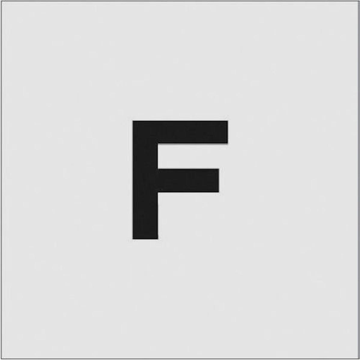 信託 定価 あす楽対応 DIY用品 IM ステンシル 1枚 F 文字サイズ50×40mm
