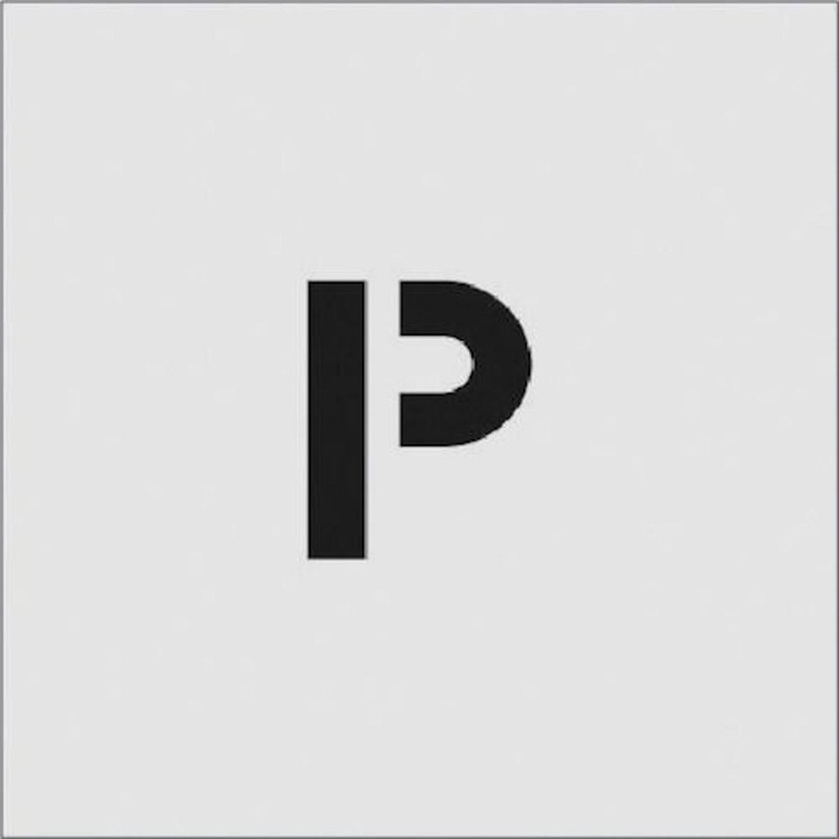 あす楽対応 DIY用品 IM ステンシル 文字サイズ50×40mm 付与 1枚 店 P