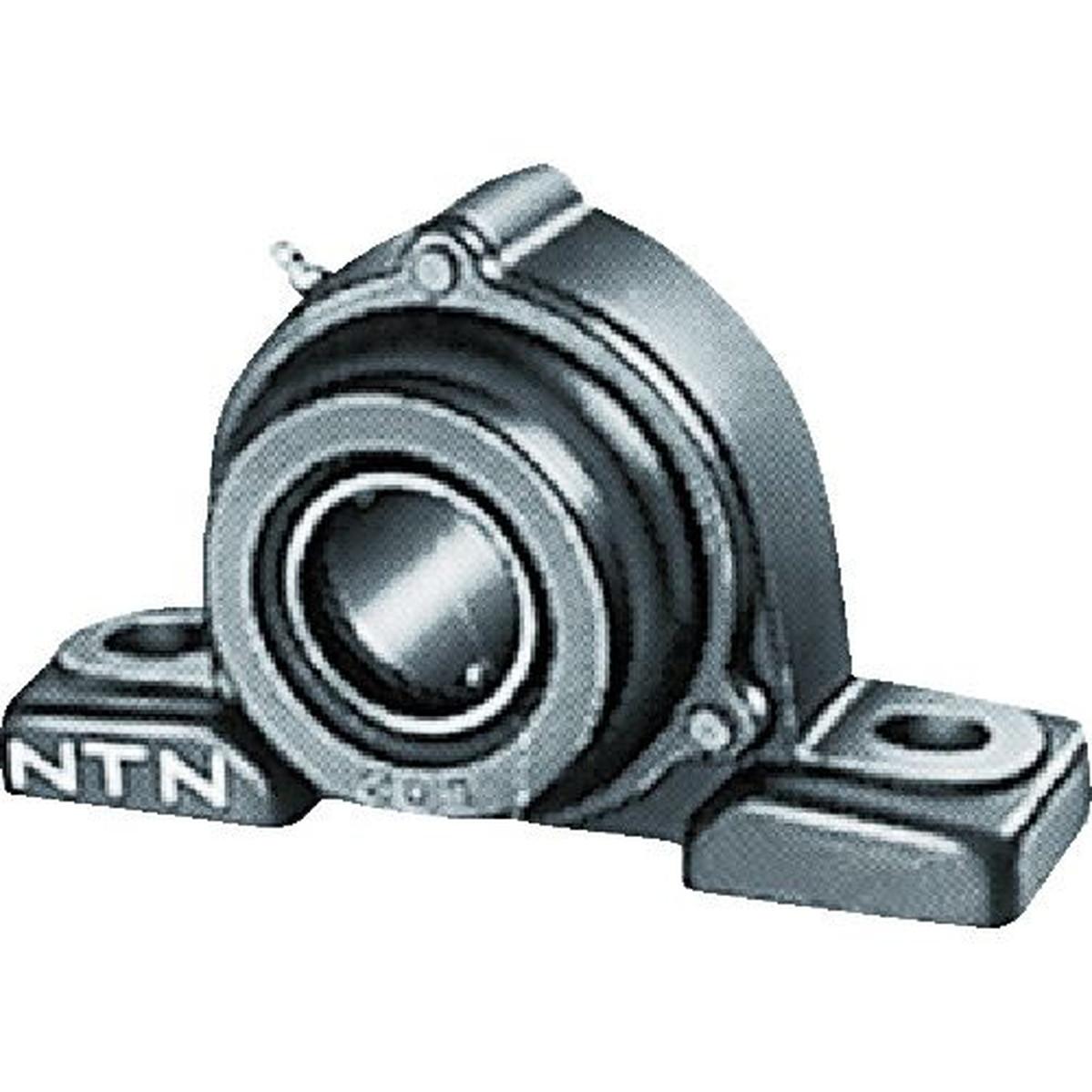 【お得】 NTN 1個NTN Gベアリングユニット(円筒穴形止めねじ式)軸径140mm中心高200mm 1個, アートシューズ【モニシャン】:09abb1fa --- risesuper30.in