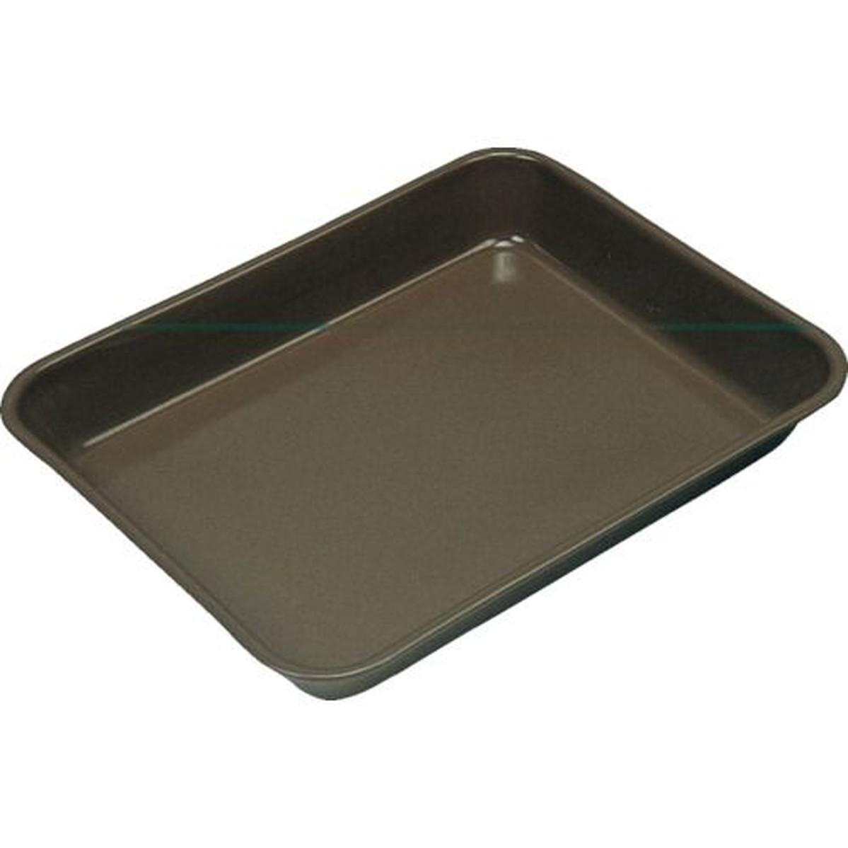 あす楽対応 DIY用品 高い素材 フロンケミカル フッ素樹脂コーティング中浅バット 膜厚約50μ 中浅8 デポー 1枚