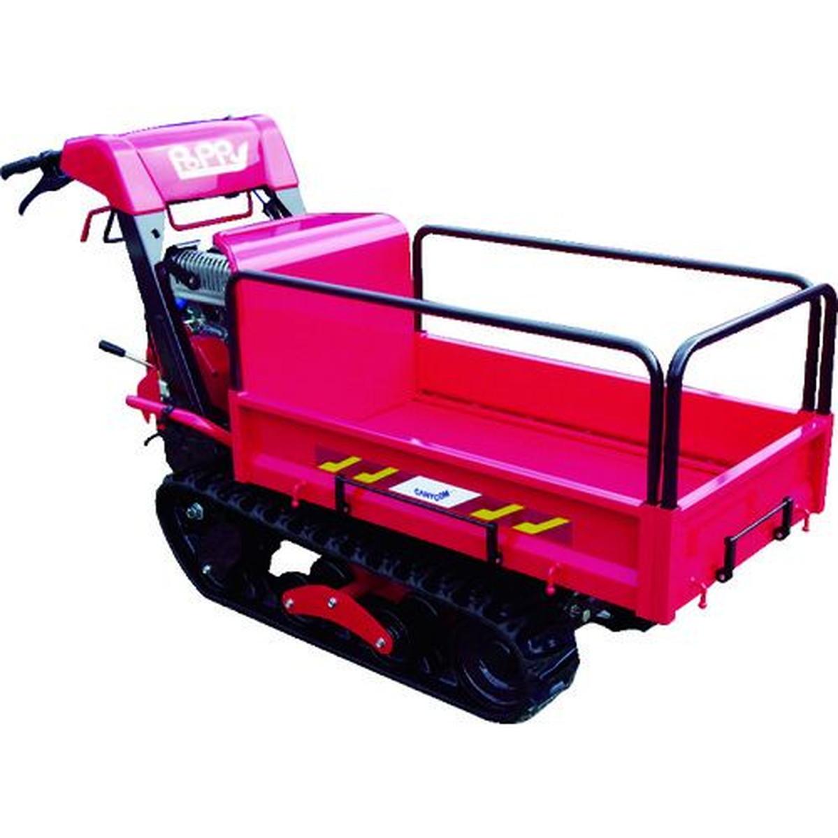 注目のブランド CANYCOM 小型クローラ運搬車 ピンクレディポピー 1台, ドラッグストアウェルネス 6b0a9c22