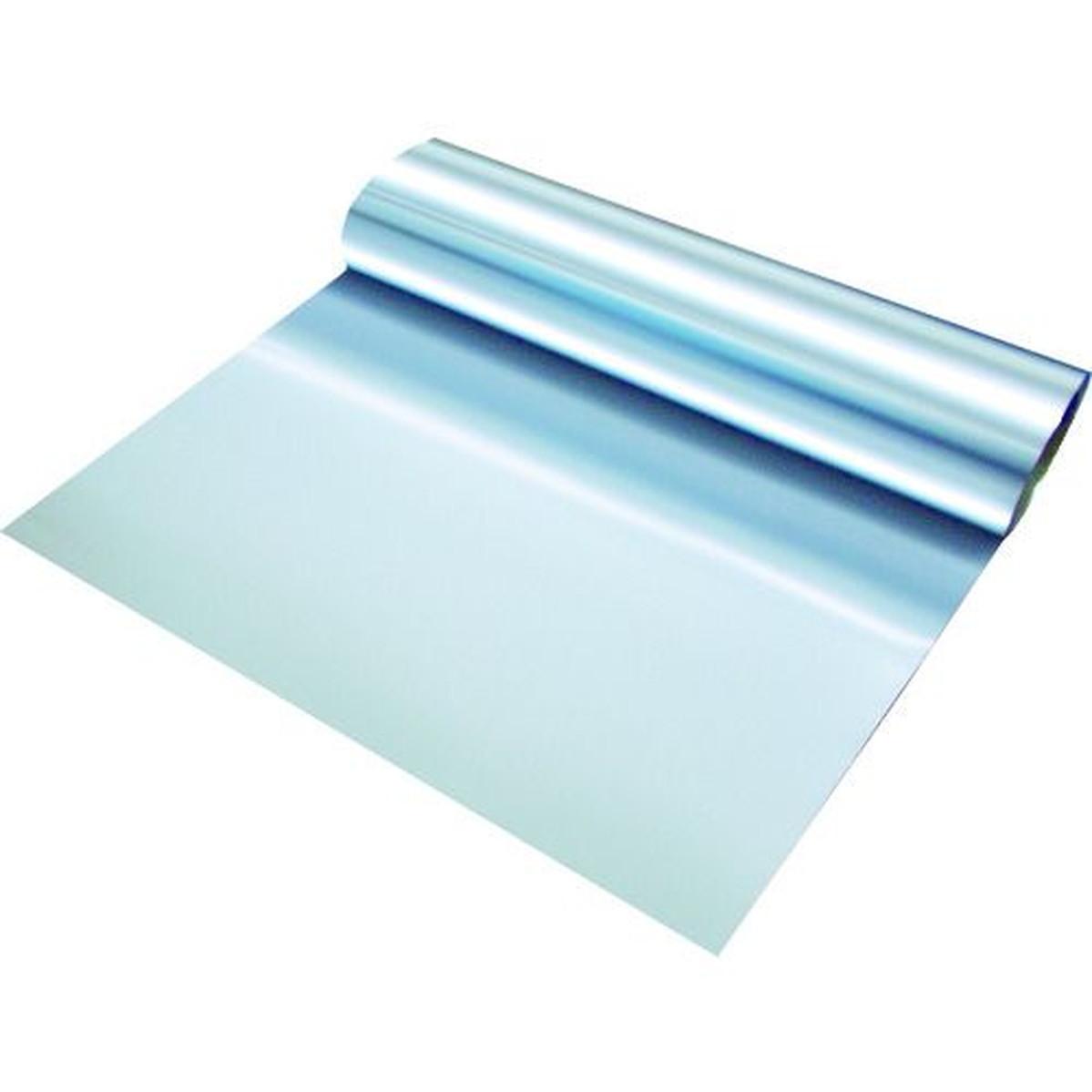 あす楽対応 DIY用品 TRUSCO 高級品 幅450mmX長さ10m 1巻 割引 樹脂コーティングアルミ箔反射シート