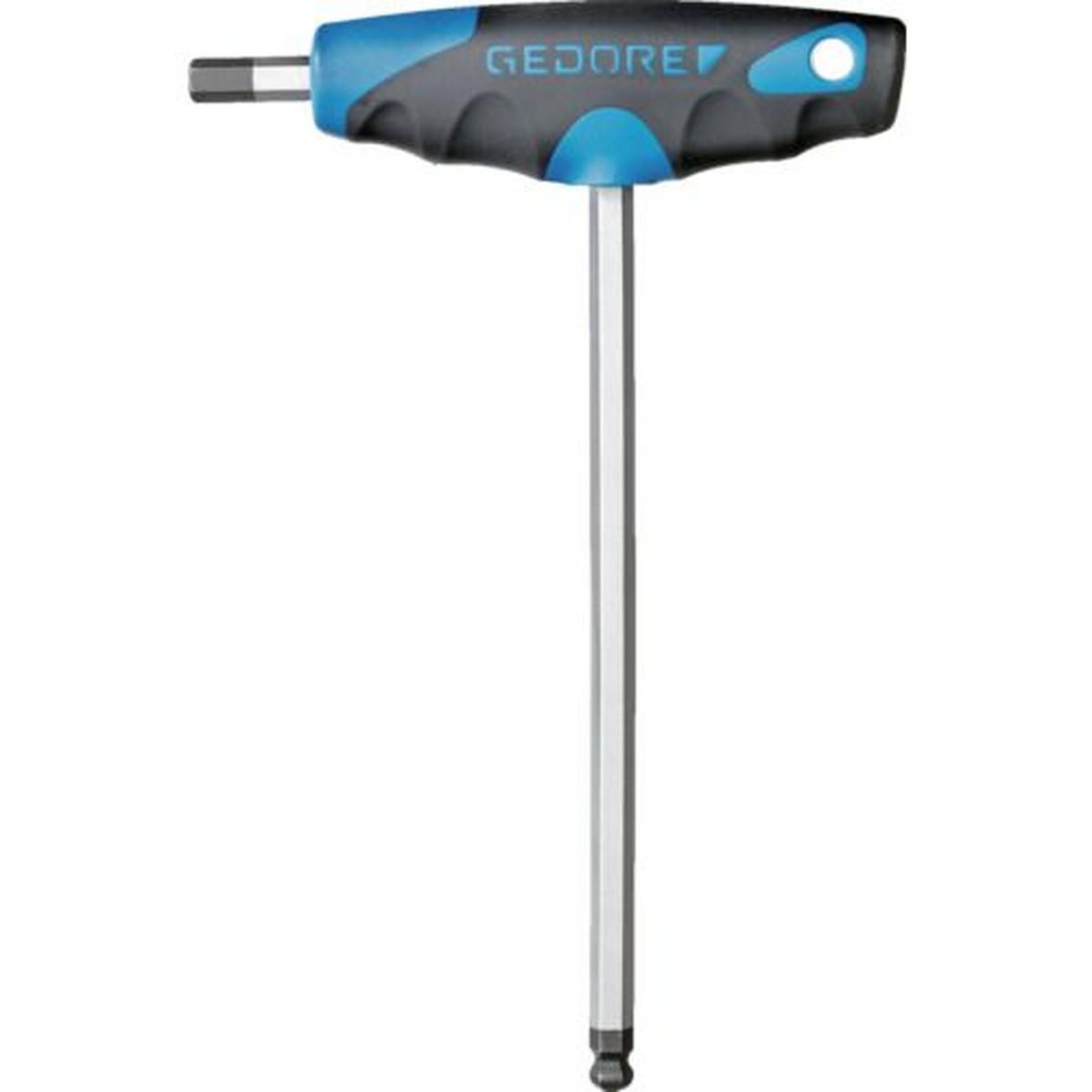 限定価格セール あす楽対応 DIY用品 GEDORE T型ボールポイント六角棒レンチ DT2142 人気ショップが最安値挑戦 6mm 1本