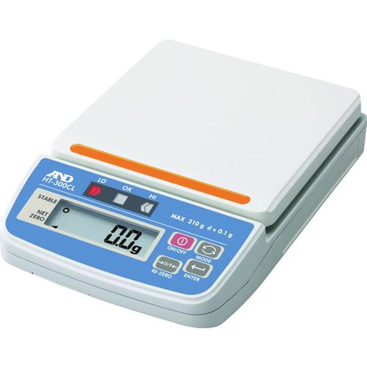 特別価格 A&D HT300CL コンパレータライトつきデジタルはかり コンパレータライトつきデジタルはかり HT300CL 1台 1台, 渡名喜村:315e7fac --- bungsu.net