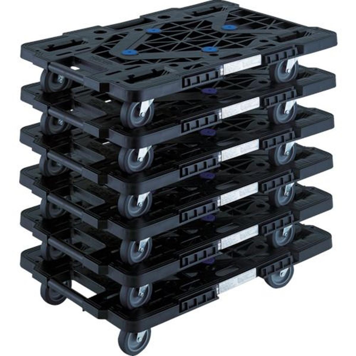 【おしゃれ】 TRUSCO まとめ買い ルートバン まとめ買い 1S MPK-600J-BK 6台セット 6台セット 1S, Hem ヘム on line SHOP:83c1aee7 --- independentescortsdelhi.in