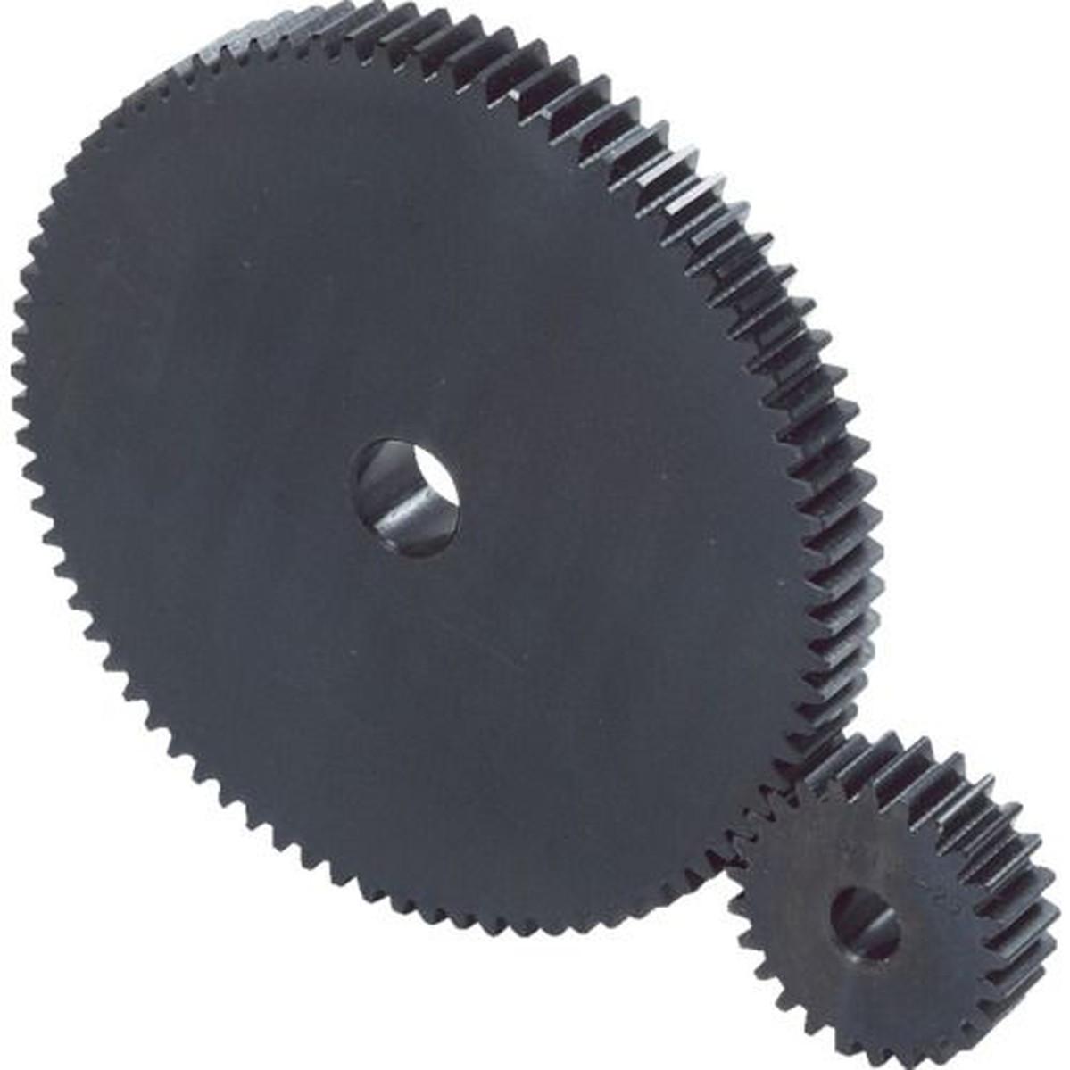 あす楽対応 人気の製品 DIY用品 KHK 1個 爆安 平歯車SSA4-50