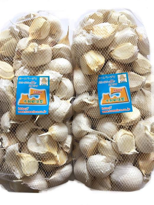 2018年青森県産ホワイト六片にんにくお徳用利ん片 10kg