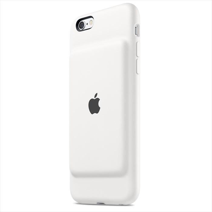 [期間中P最大25倍+2,000円OFFクーポン]Apple アップル 純正 iPhone 6s Smart Battery Case スマート バッテリーケース (4.7インチ用) ホワイト MGQM2AM/A MGQM2AMA