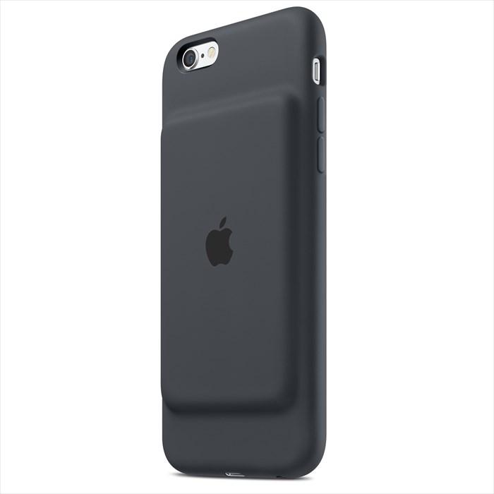 [期間中P最大25倍+2,000円OFFクーポン]Apple アップル 純正 iPhone 6s Smart Battery Case スマート バッテリーケース (4.7インチ用) チャコールグレイ MGQL2AM/A MGQL2AMA