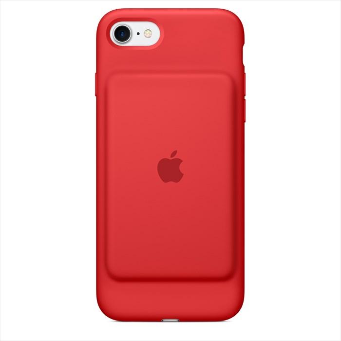 [期間中P最大25倍+2,000円OFFクーポン]Apple アップル 純正 iPhone 7 4.7インチ Smart Battery Case (PRODUCT RED) 赤 アイフォン スマートバッテリーケース プロダクトレッド レッド MN022AM/A MN022AMA