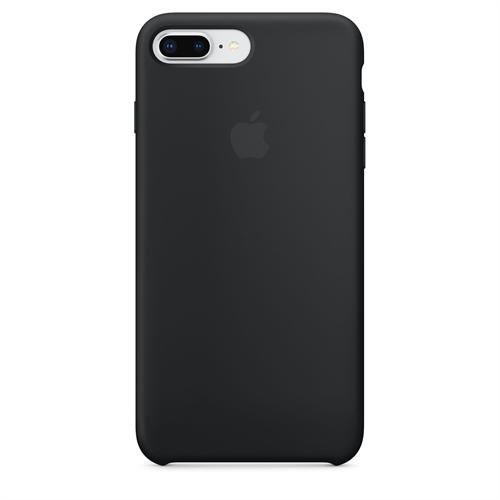 Apple アップル 純正 iPhone 7 Plus 8 MQGW2FE ブラック A シリコーンケース MQGW2FEA 低廉 5.5インチ 男女兼用