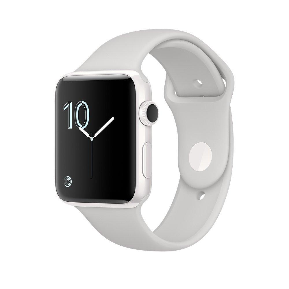 アップルウォッチ 本体 Apple Watch Edition Series2 38mm ホワイトセラミックケースとクラウドスポーツバンド 限定モデル MNTN2J/A MNTN2JA