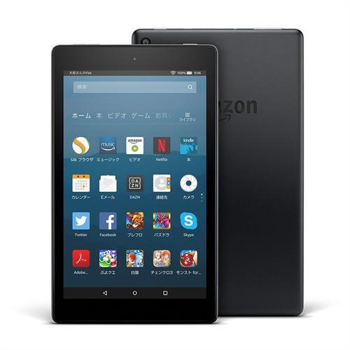 【全品エントリーでP10倍】Amazon(アマゾン)Fire HD 8 タブレット(第8世代) 32GB