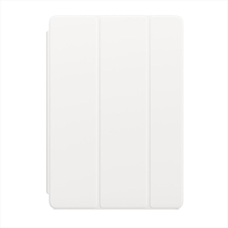 Apple(アップル)純正 iPad(第7世代)/iPad Air(第3世代)/iPad Pro(10.5インチ)Smart Cover [2019年発売] ホワイト MVQ32FE/A