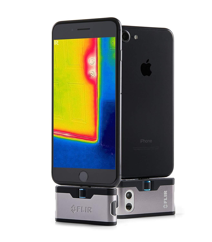 Iphone サーモグラフィー