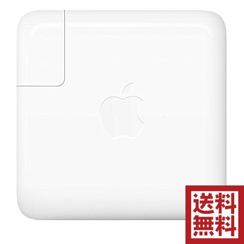 [全品ポイント5倍以上&値引クーポン有]Apple アップル 87W USB-C電源アダプタ MNF82J/A 15インチMacBook Pro Thunderbolt 3 対応