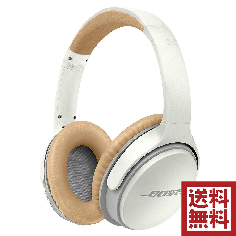 ★ポイント4倍以上&最大1200円OFFクーポン★Bose SoundLink around-ear wireless headphones II- White