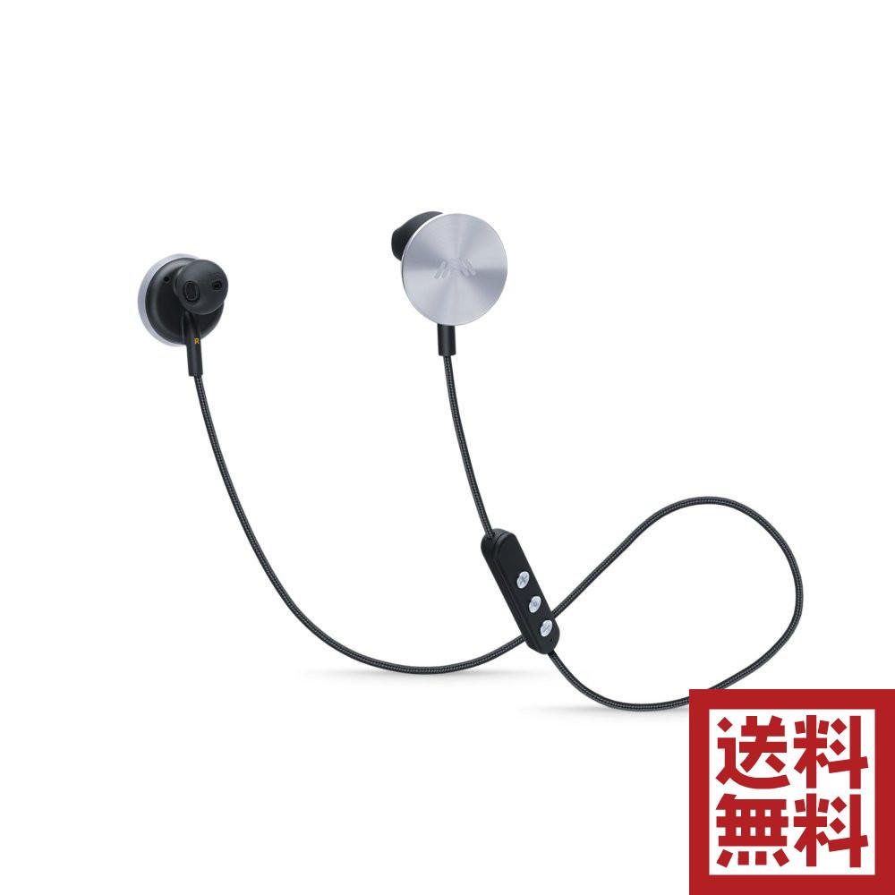 [全品ポイント5倍以上&値引クーポン有]i.am+ BUTTONS Bluetoothワイヤレスヘッドフォン スペースグレイ