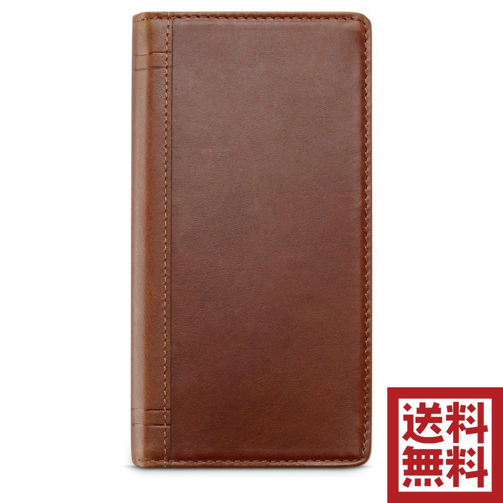★ポイント4倍以上&最大1200円OFFクーポン★Twelve South Journal Wallet Case for iPhone 7 Plus ブラウン