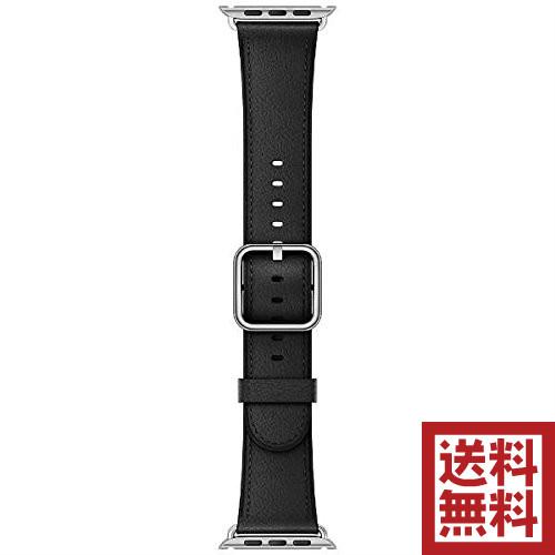 【エントリーでポイント最大4倍】Apple Watch 42mm ケース用 ブラッククラシックバックル MPWR2FE/A