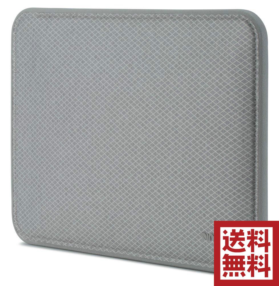 ★ポイント4倍以上&最大1200円OFFクーポン★Incase 12インチICON Sleeve with Diamond Ripstop for MacBook グレイ