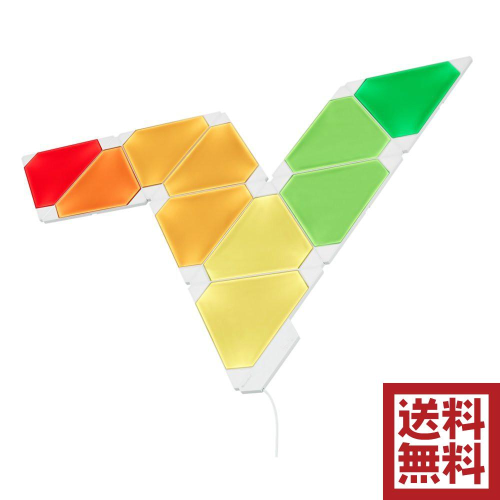 [全品ポイント5倍以上&値引クーポン有]Nanoleafオーロラスマート照明キット AppleHomekit