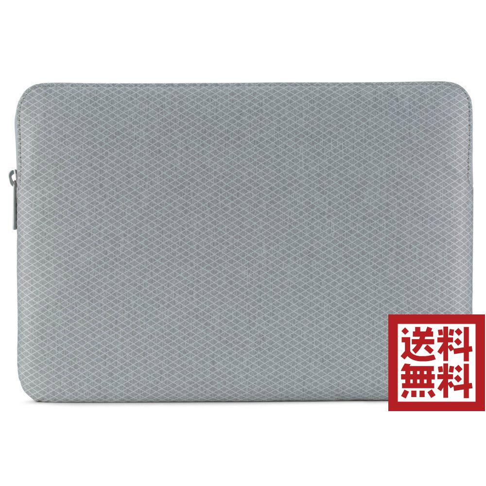 [全品ポイント5倍以上&値引クーポン有]Incase 13インチSlim Sleeve with Diamond Ripstop for MacBook Pro - Thunderbolt グレイ