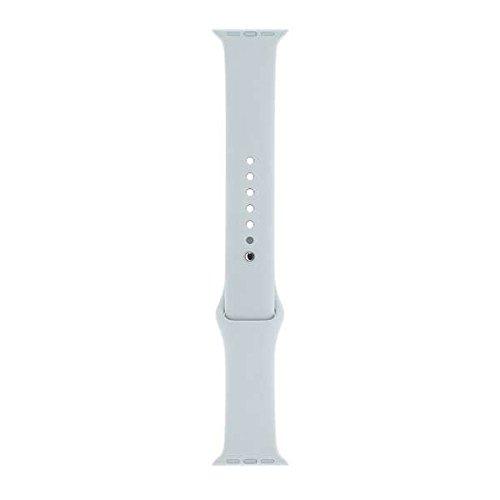 [超ポイントバック祭&現金値引クーポン]アップルウォッチ Apple Watch 38mm ケース用 ミストブルースポーツバンド MPUG2FE/A