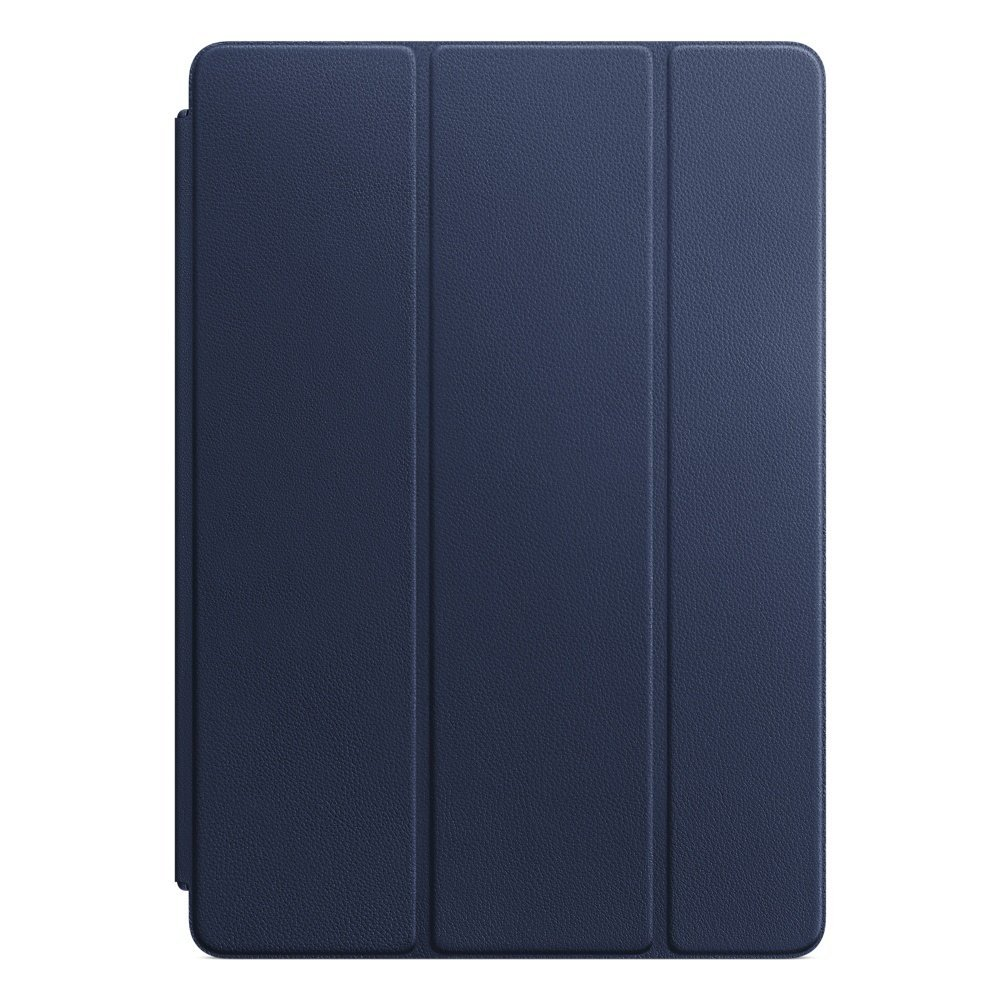 Apple 純正 10.5インチiPad Pro用レザーSmart Cover - ミッドナイトブルー MPUA2FE/A