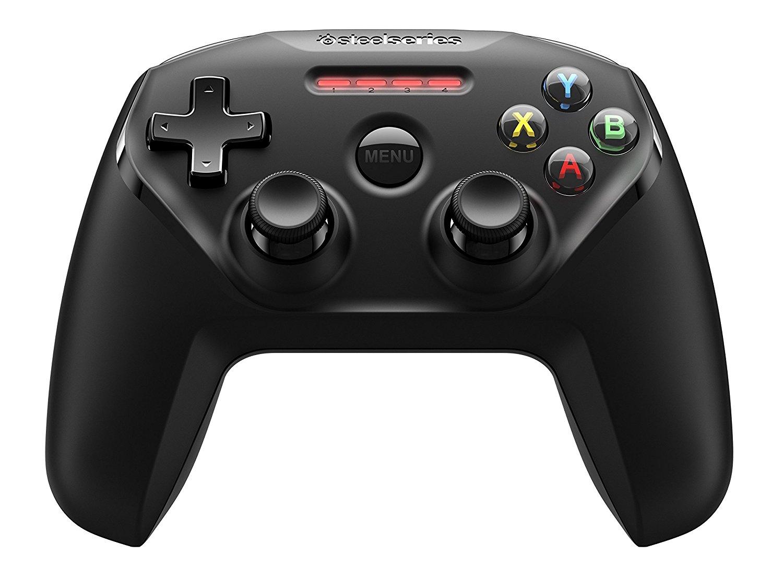 SteelSeries(スティールシリーズ) Nimbus 69070[Bluetooth/iPhone iPad Mac AppleTV 対応/ワイヤレス/ゲーミングパッド/コントローラー]