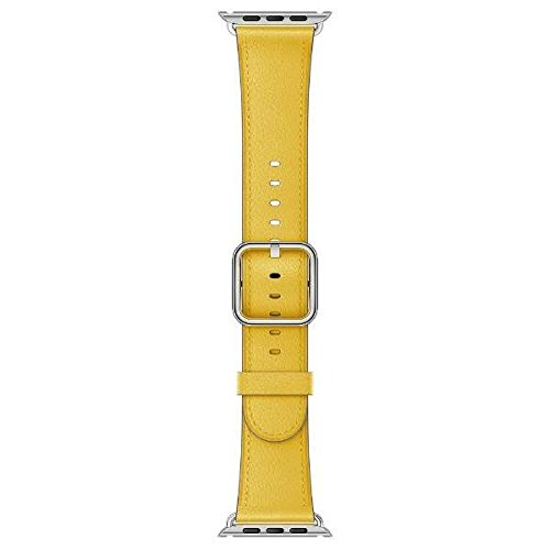 [超ポイントバック祭&現金値引クーポン]Apple Watch 42mm ケース用 サンフラワークラシックバックル MPX62FE/A