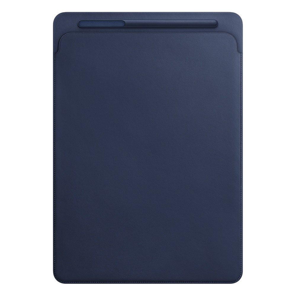 Apple 純正 iPad Pro用レザースリーブ 12.9インチ, ミッドナイトブルー