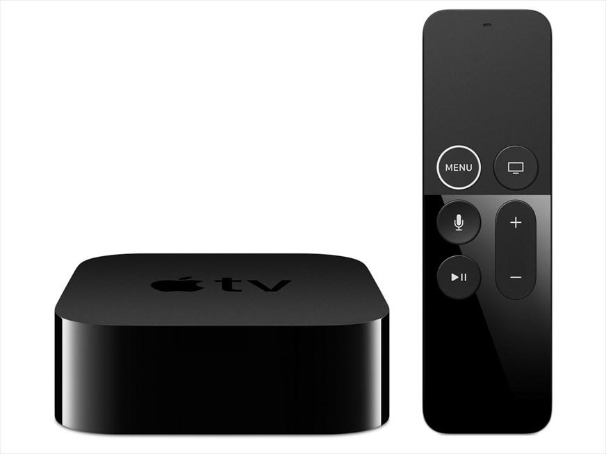 Apple TV アップルテレビ AppleTV 4K(HDR) 32GB 第5世代 [Prime Video/YouTube/Netflix/Hulu/Apple TV/DAZN/AbemaTV]MQD22J/A MQD22JA