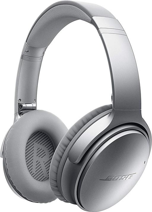 BOSE(ボーズ)QuietComfort35 WLSS SLV(シルバー)[Bluetooth/ワイヤレス/ノイズキャンセリング]
