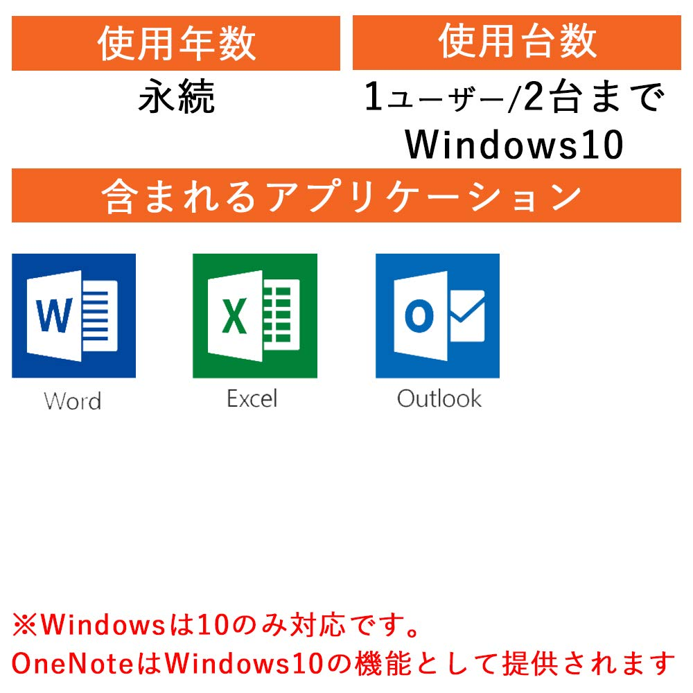 office 2019 家用 版 outlook