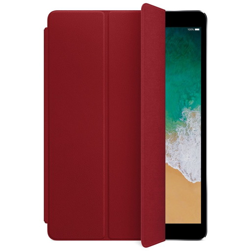 Apple(アップル)純正 10.5インチiPad Pro レザー Smart Cover(PRODUCT)RED MR5G2FE/A MR5G2FEA