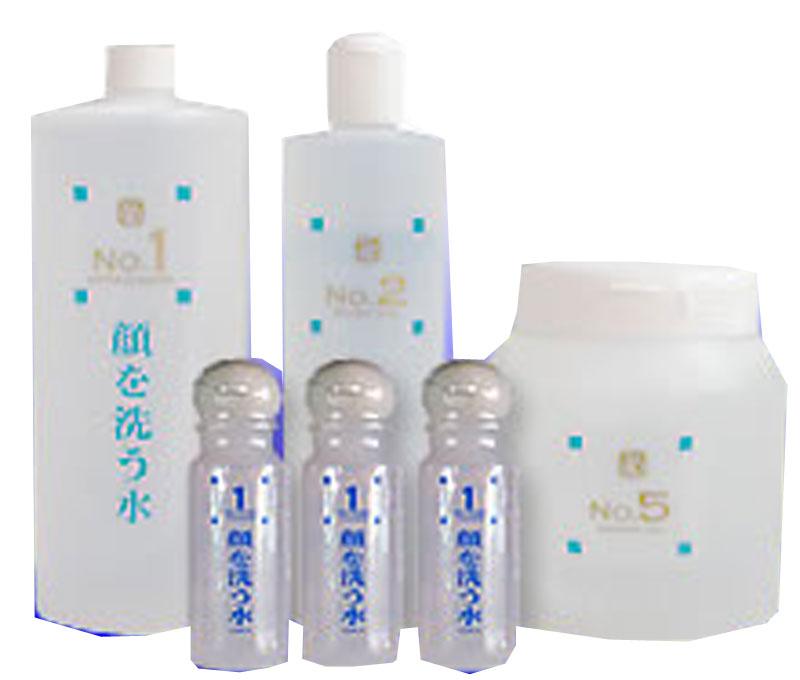 送料無料 顔を洗う水お得なセット商品 新商品 新型 人気の製品 ■素肌が目覚めるセット