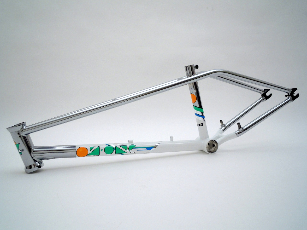 【BMX ストリート フレーム】 COLONY Oz-One Frame TT19.5
