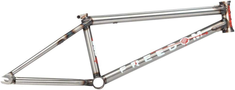【BMX ストリート フレーム】 BSD FREEDOM FRAME フラット ロウ TT20.5