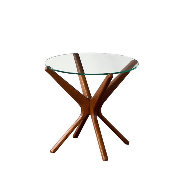 アクメファニチャー(ACME Furniture) TRESTLES SIDE TABLE(トラッセル サイドテーブル)