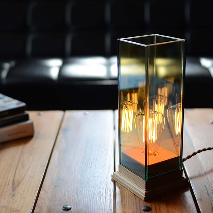 Wood Base Lamp(ウッドベースランプ)