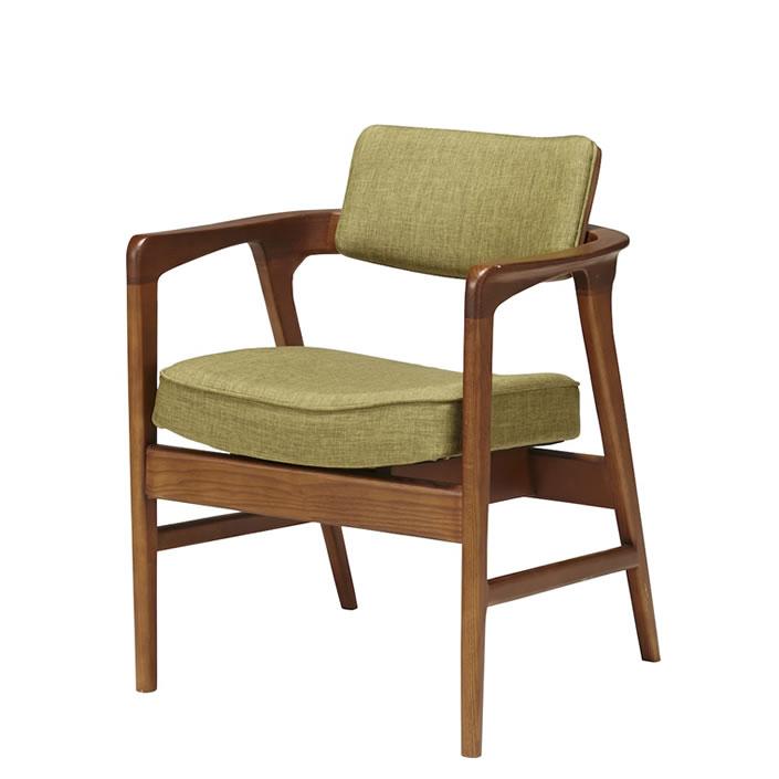 アクメファニチャー(ACME Furniture) WARNER ARM CHAIR GR(ワーナーアームチェアグリーン)