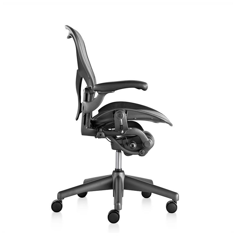 阿倫椅子姿勢合身全部的裝備B尺寸石墨彩色基礎老爺車波恩[AE113AWB PJ G1 BB BK 3D01]