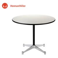 イームズ コントラクトベース 丸テーブルh700 Ф905[J6620 MJ/M5 PA]【Herman Miller ハーマンミラー 正規品】