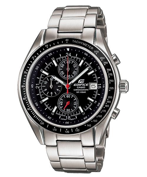 EDIFICE edifisu EF-503DJ-1AJF卡西歐CASIO手錶男子的正規的物品