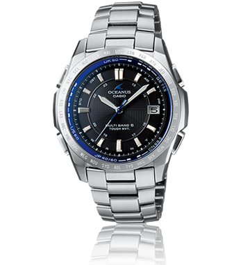 電波 ソーラー オシアナス OCEANUS OCW-T100TD-1AJF 腕時計 メンズ CASIO カシオ 送料無料