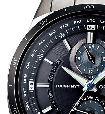電波soraoshianasu OCEANUS OCW-T1010-1AJF手錶人CASIO卡西歐